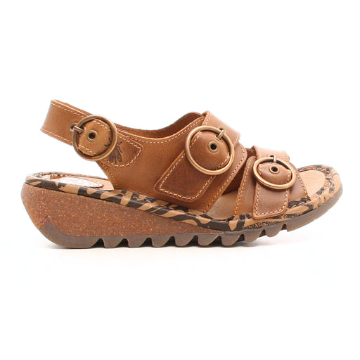 Fly London Tear sandal brun-FLY London-Hoofers - We love shoes