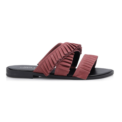 Shoe Biz Halida sandal gammelrosa-Shoe Biz-Hoofers - We love shoes