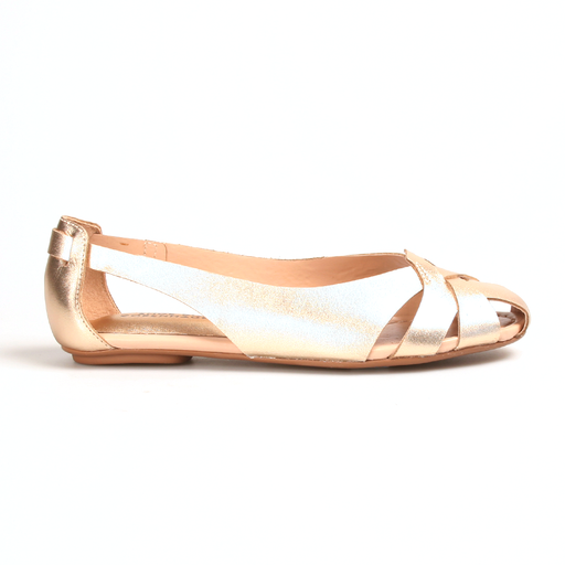 Shoe Biz Hanneine sandal guld-Shoe Biz-Hoofers - We love shoes