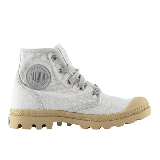 Palladium Pampa Hi støvle grå-Palladium-Hoofers - We love shoes