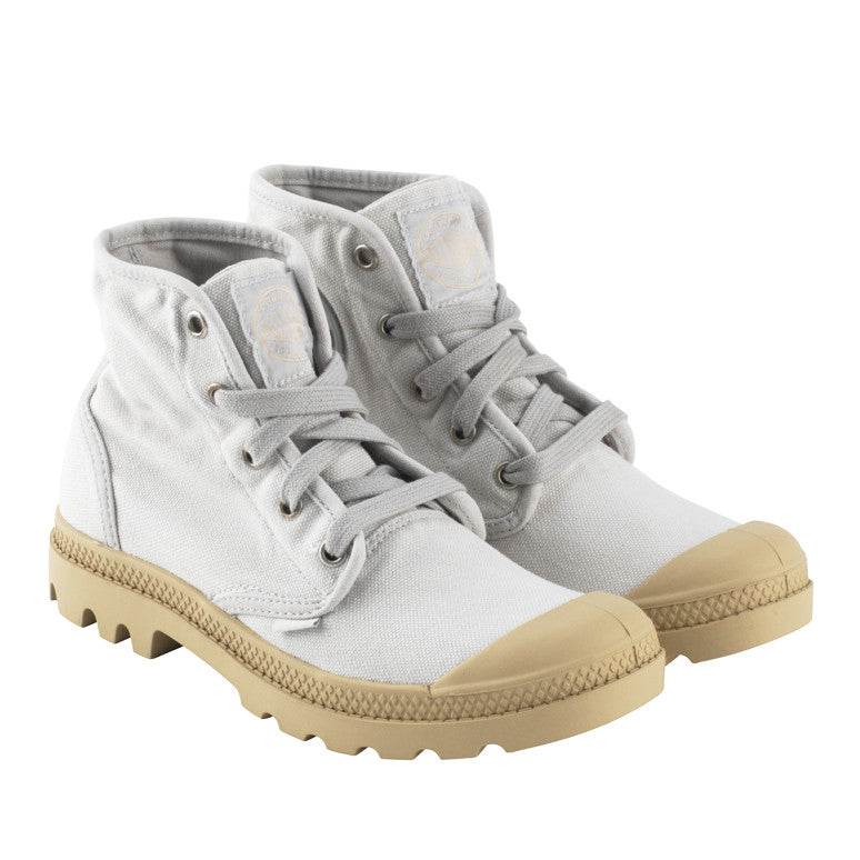 a535869a Palladium Pampa Hi støvle grå-Palladium-Hoofers - We love shoes