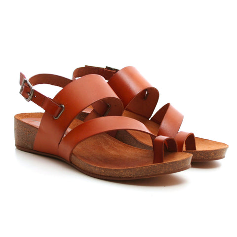 Pavement Caitlin sandal tan