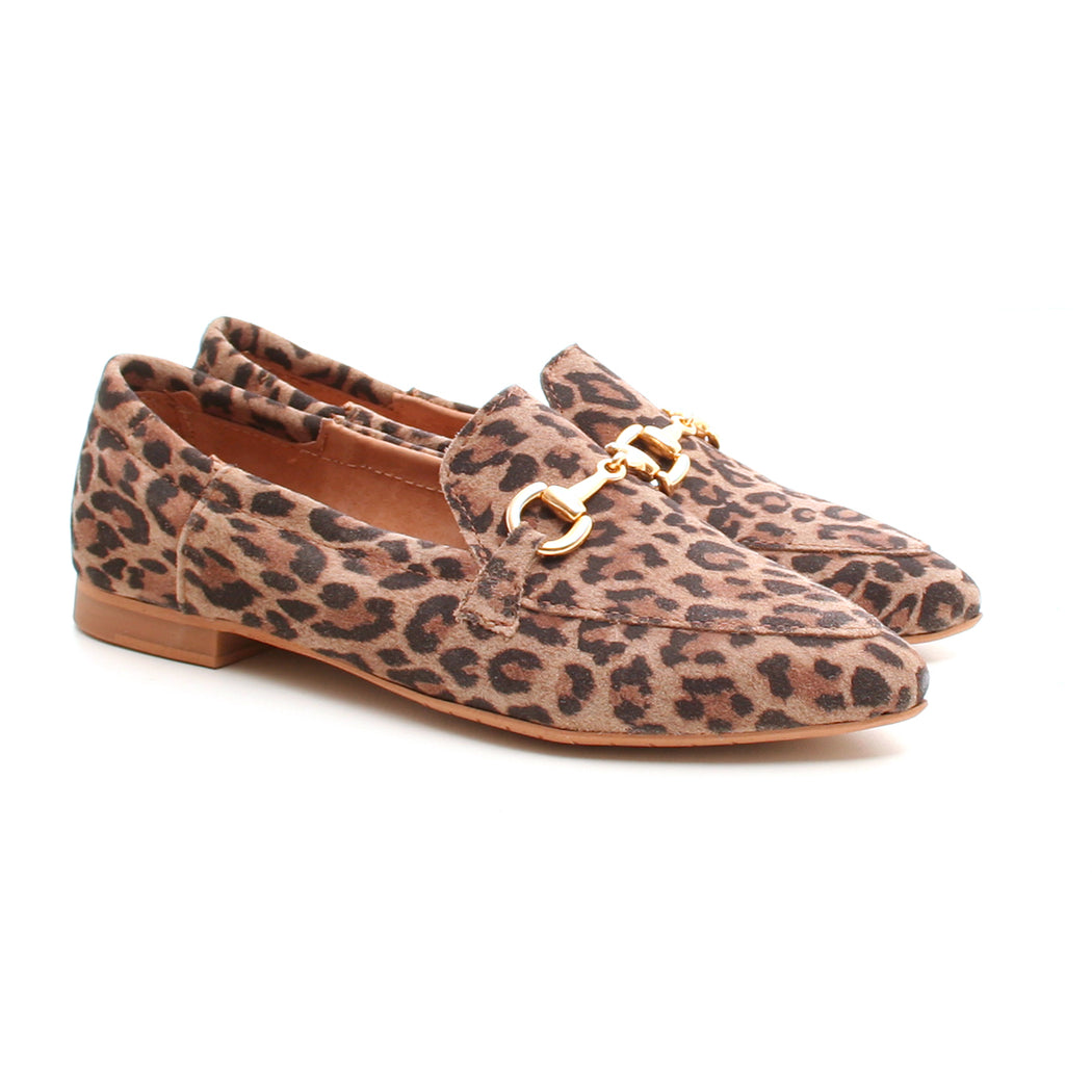 Pavement Jasmin Buckle sko leopard-Pavement-Hoofers - We love shoes
