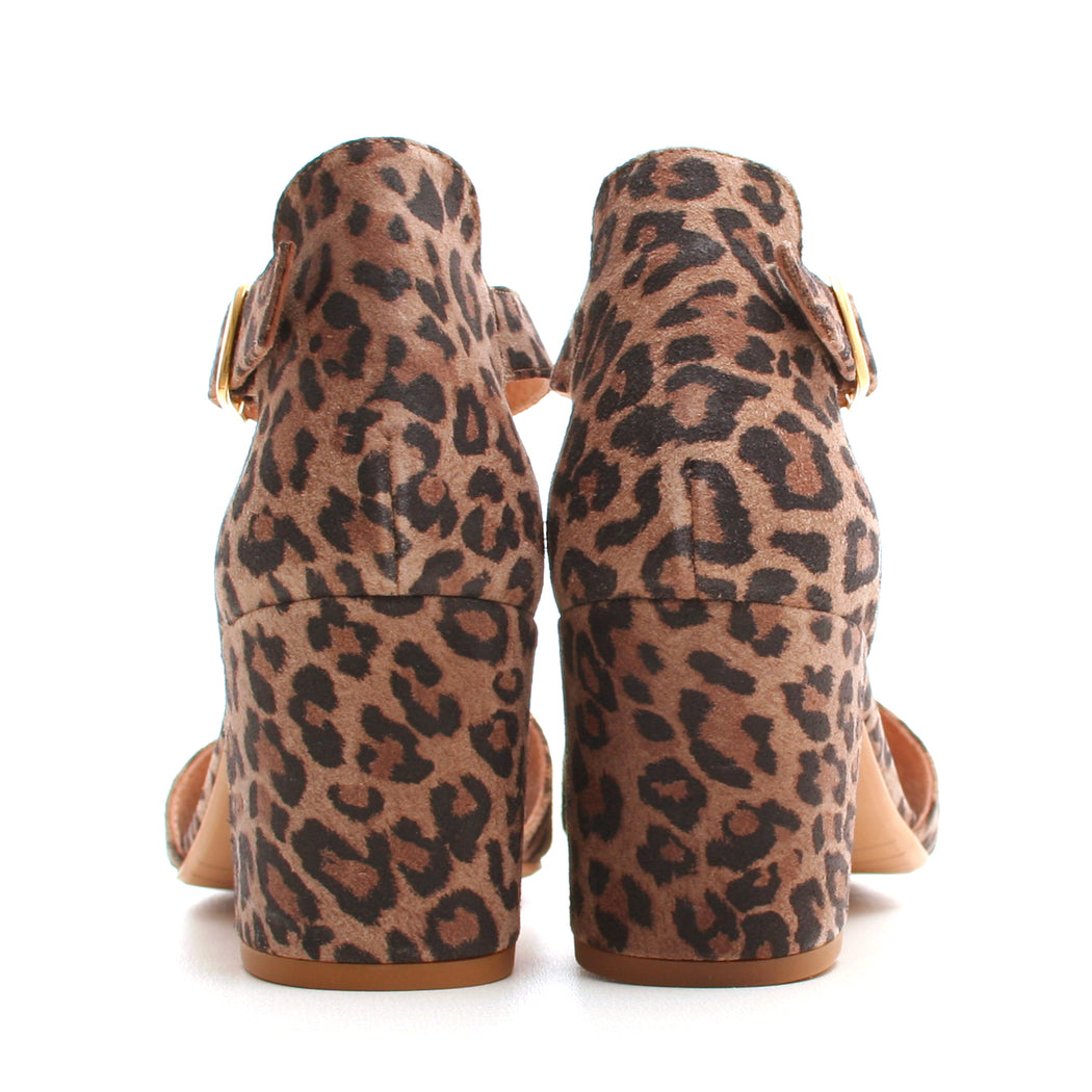 Pavement Sylvia 17197-1-325 sandal leopard-Pavement-Hoofers - We love shoes