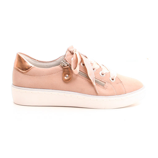 Remonte R5501-31 sneakers rosa-Remonte-Hoofers - We love shoes