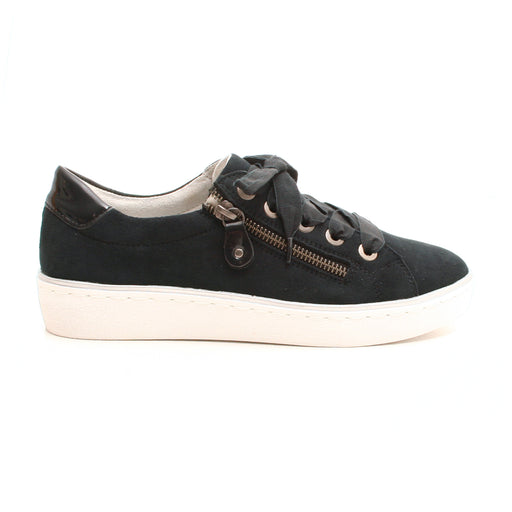Remonte R5501-14 sneakers blå-Remonte-Hoofers - We love shoes