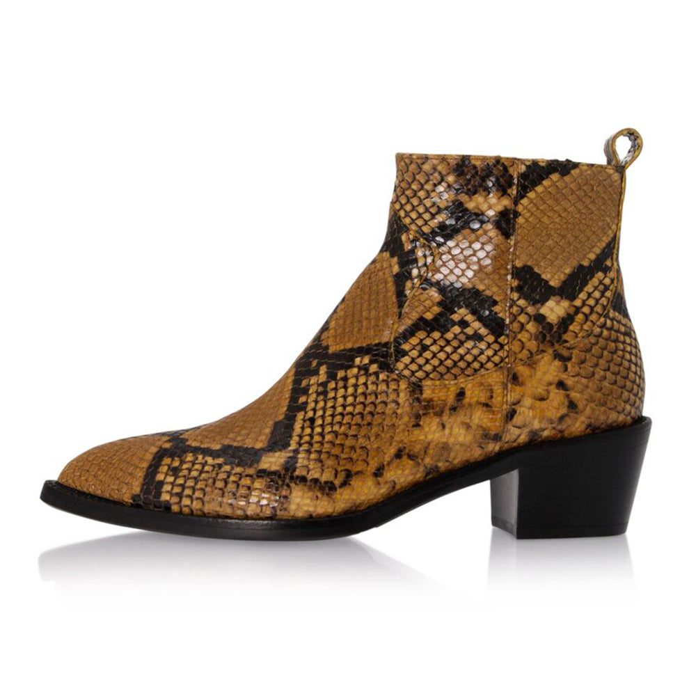 Billibi 7332-035 støvle snake-Billibi-Hoofers - We love shoes