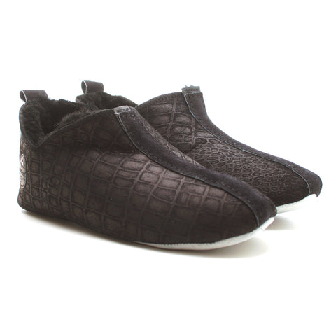 Shepherd Lina Black Croco