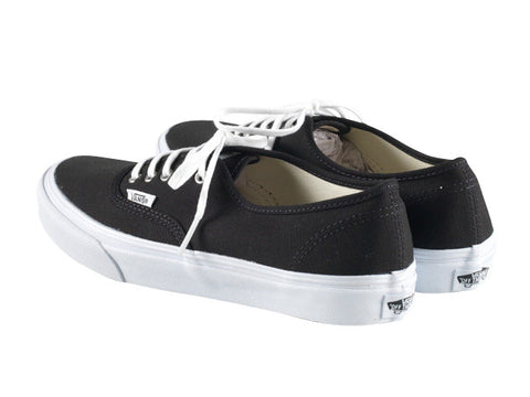 Vans Authentic Slim Black