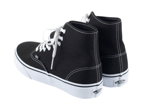 Vans Authentic Hi Black