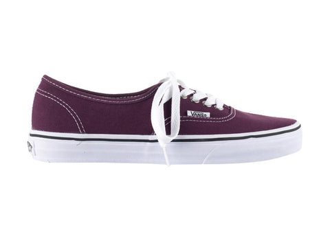 Vans Authentic BlackberryWine