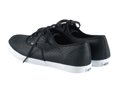 Vans Authentic Lo Pro Black Snake