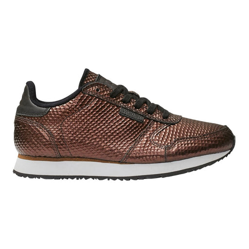 Woden WL021-002 Ydun Metallic sneakers kobber-Woden-Hoofers - We love shoes