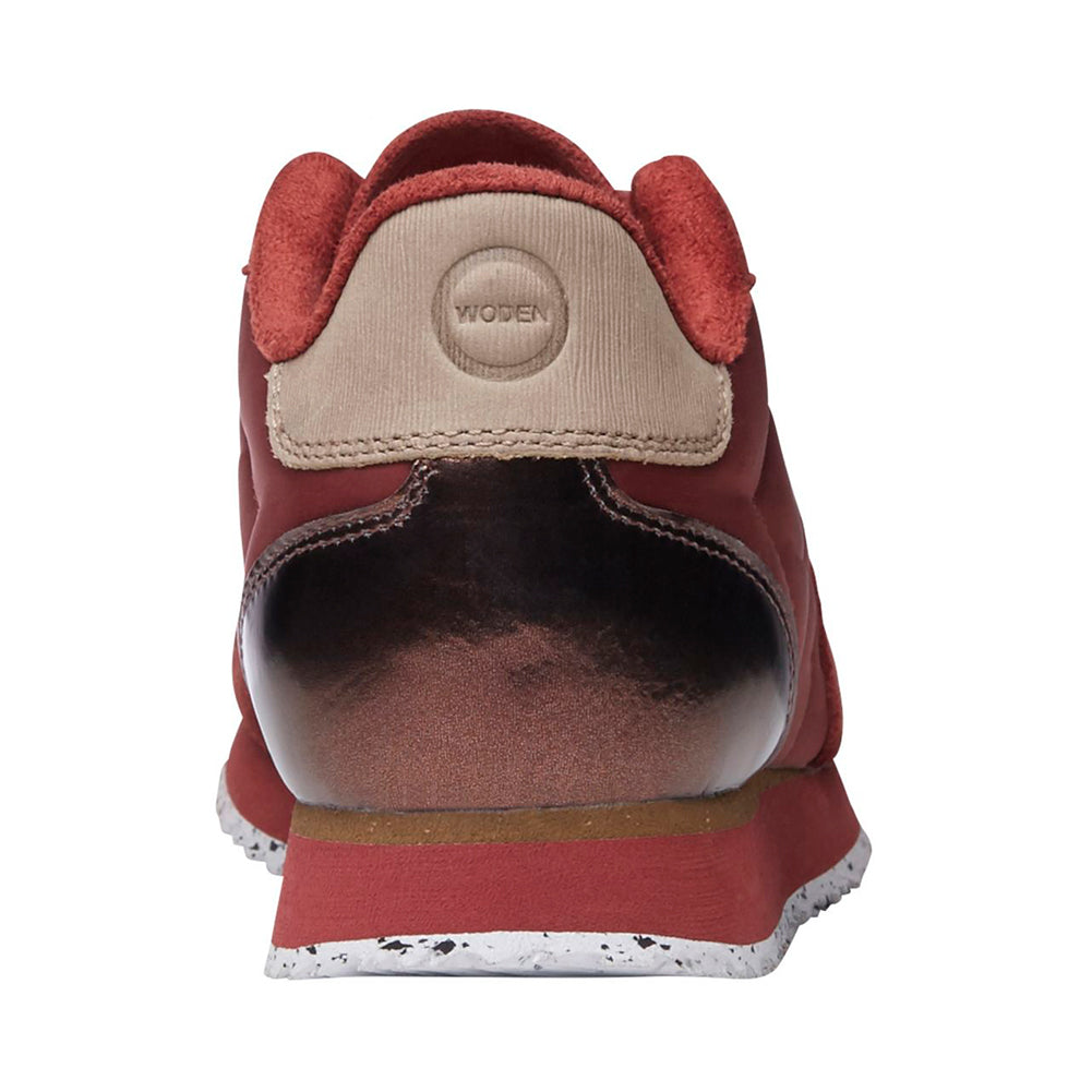 Woden WL159-358 Nora II sneakers bordeaux-Woden-Hoofers - We love shoes