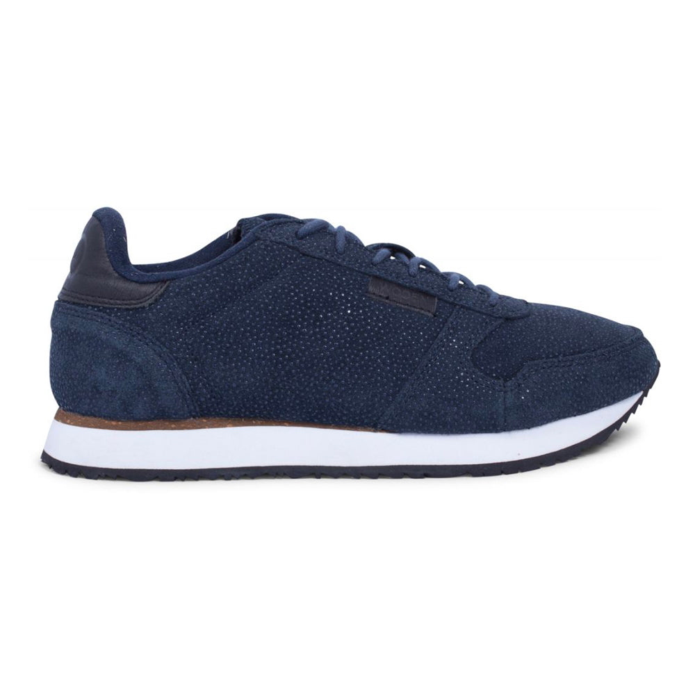 Woden WL309-010 Ydun Pearl sneakers navy-Woden-Hoofers - We love shoes