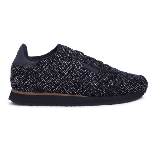Woden WL309-402 Ydun Pearl sneakers black/silver-Woden-Hoofers - We love shoes