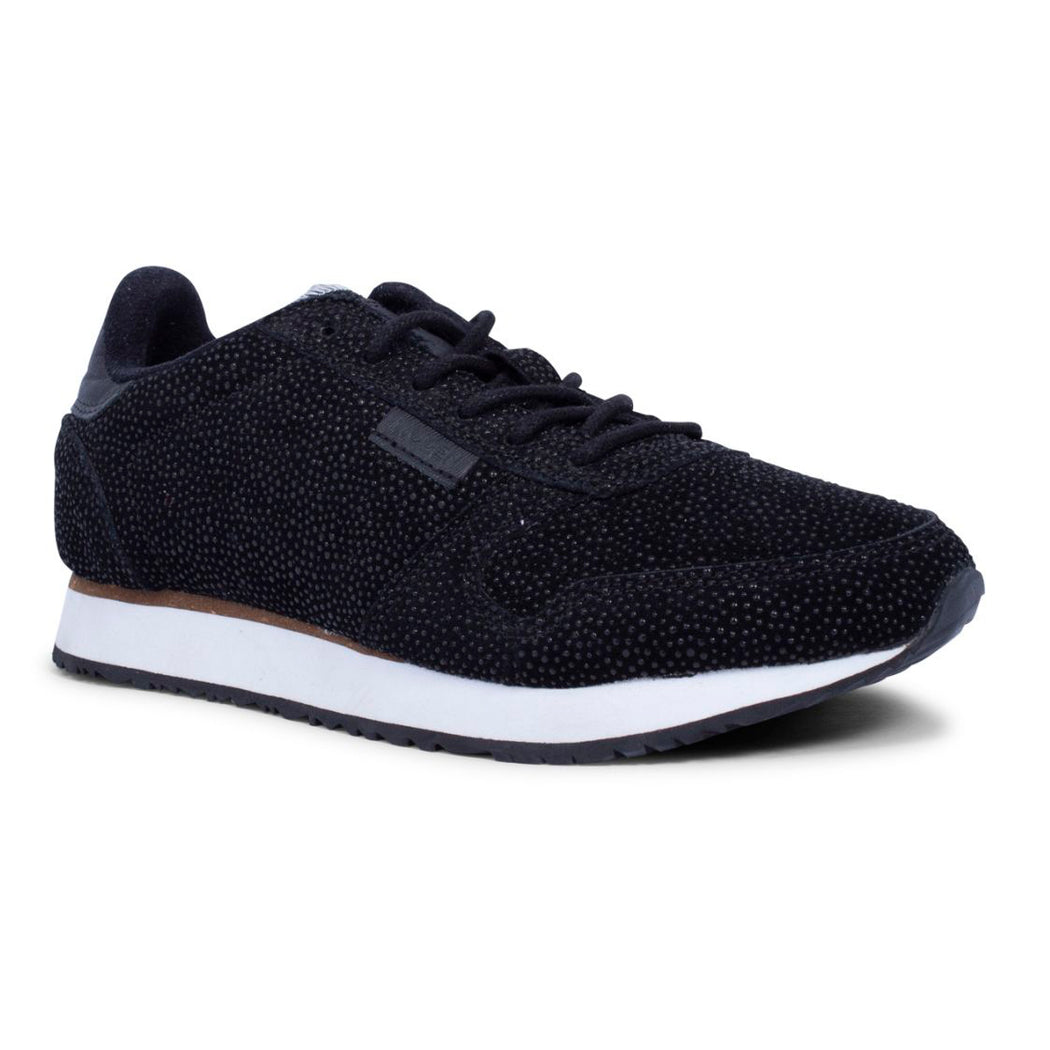 Woden WL309-020 Ydun Pearl sneakers black-Woden-Hoofers - We love shoes