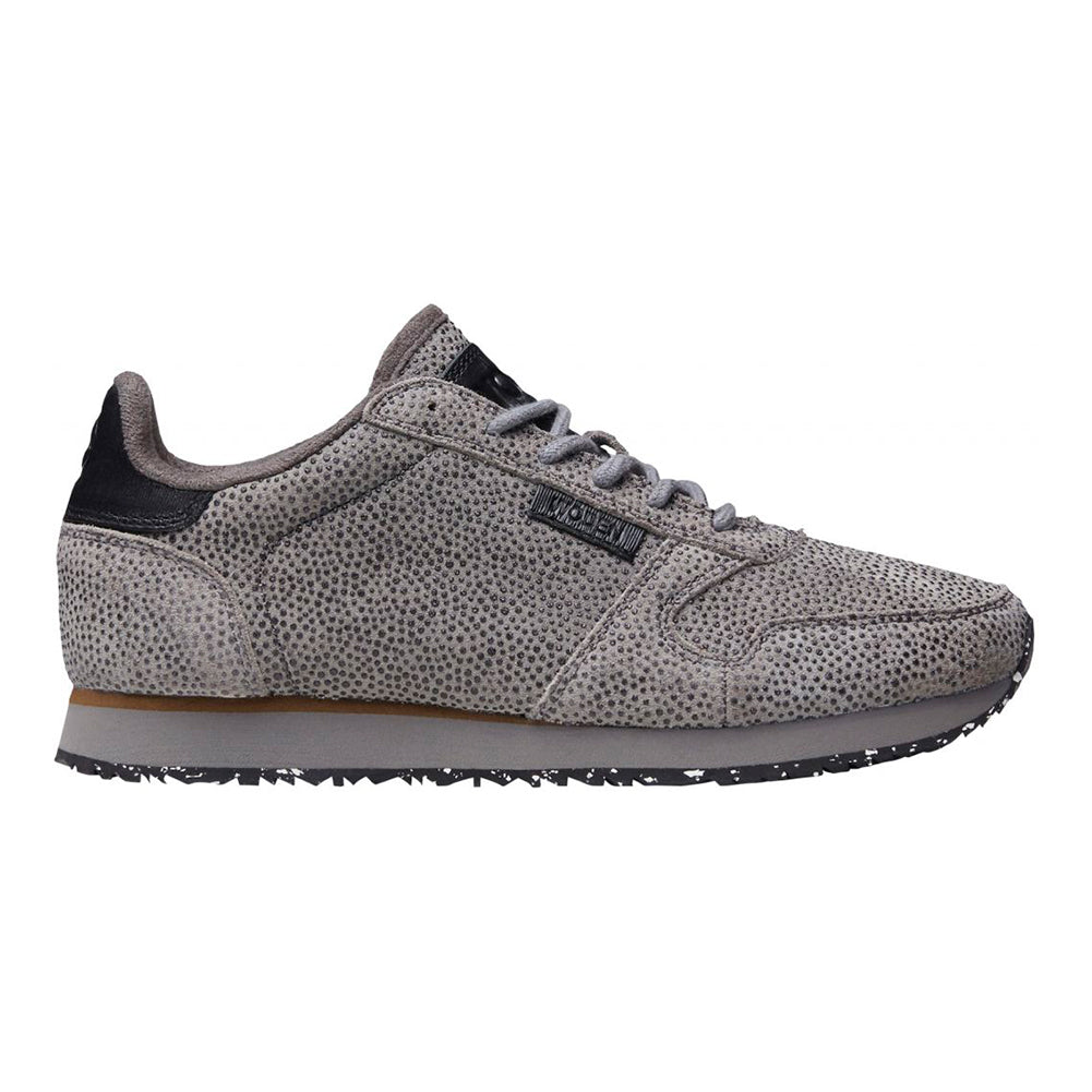 Woden WL309-047 Ydun Pearl sneakers gunmetal-Woden-Hoofers - We love shoes
