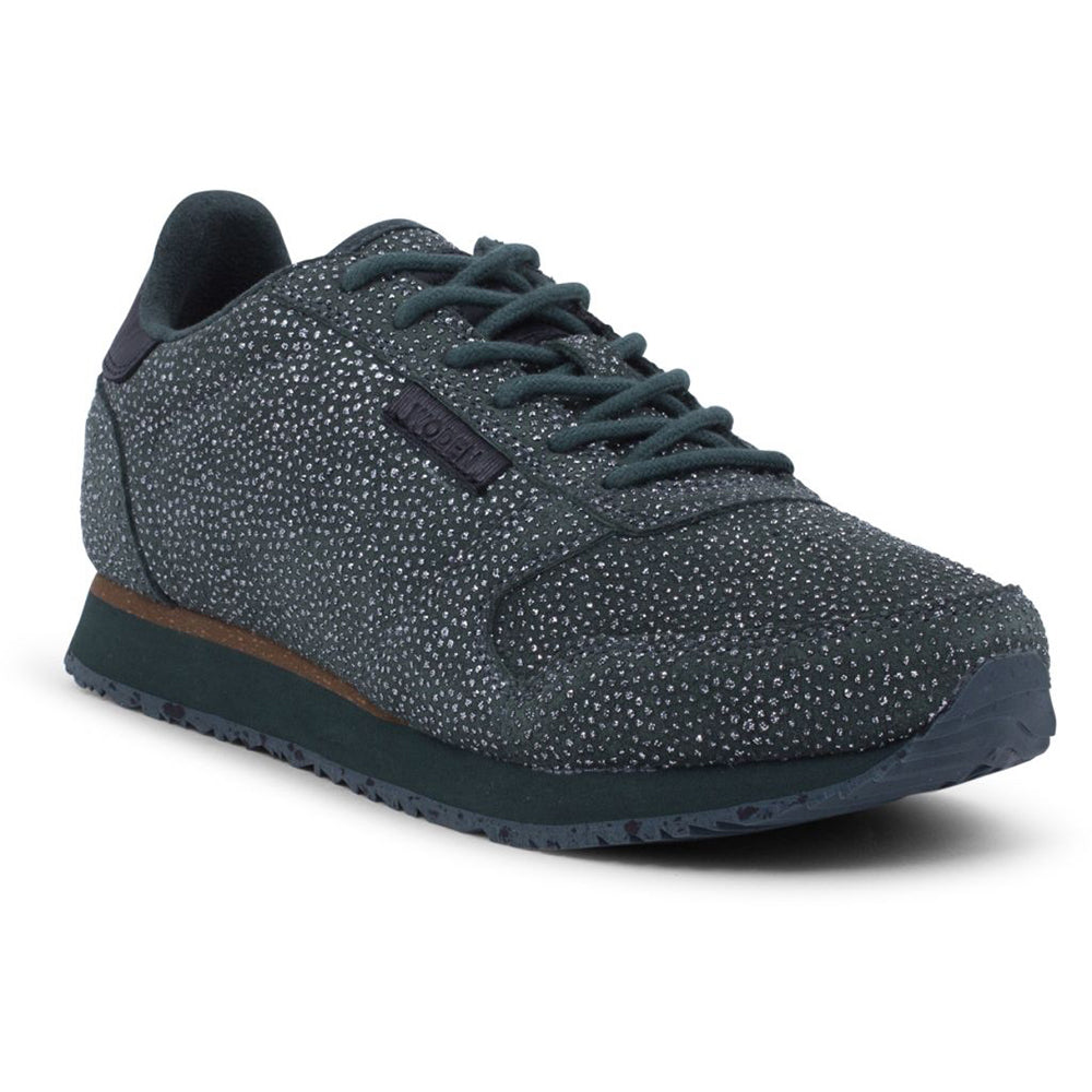 Woden WL309-354 Ydun Pearl sneakers green gables-Woden-Hoofers - We love shoes