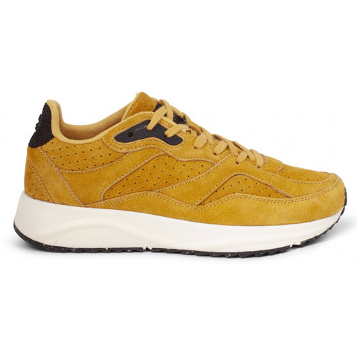 Woden WL842-096 Sophie Suede sneakers mango-Woden-Hoofers - We love shoes