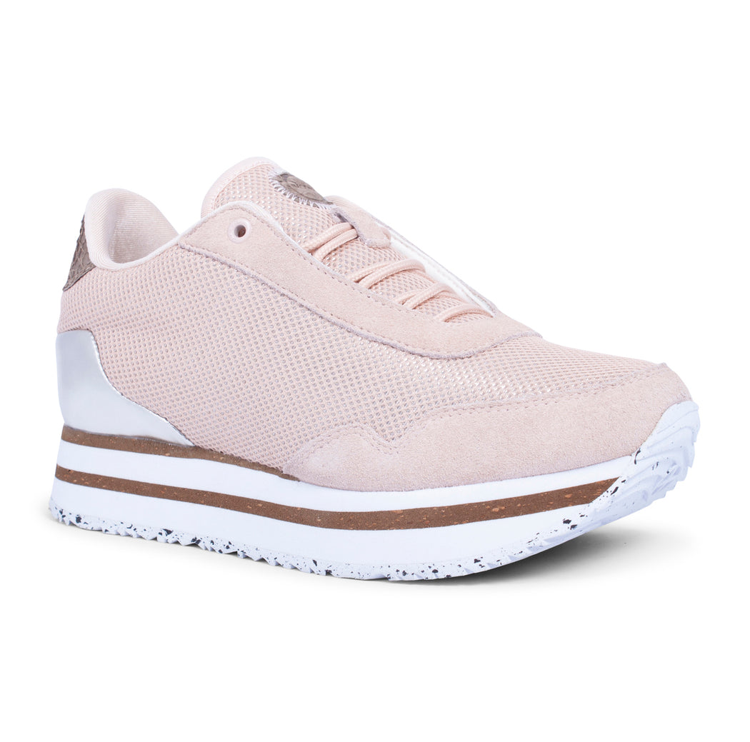 80b45371837 Woden WL895-008 Ella Mesh Sneakers Rosa-Woden- Hoofers -We Love Shoes