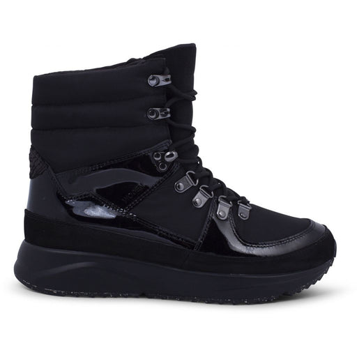 Woden WL9005-020 Emma Waterproof støvle black-Woden-Hoofers - We love shoes