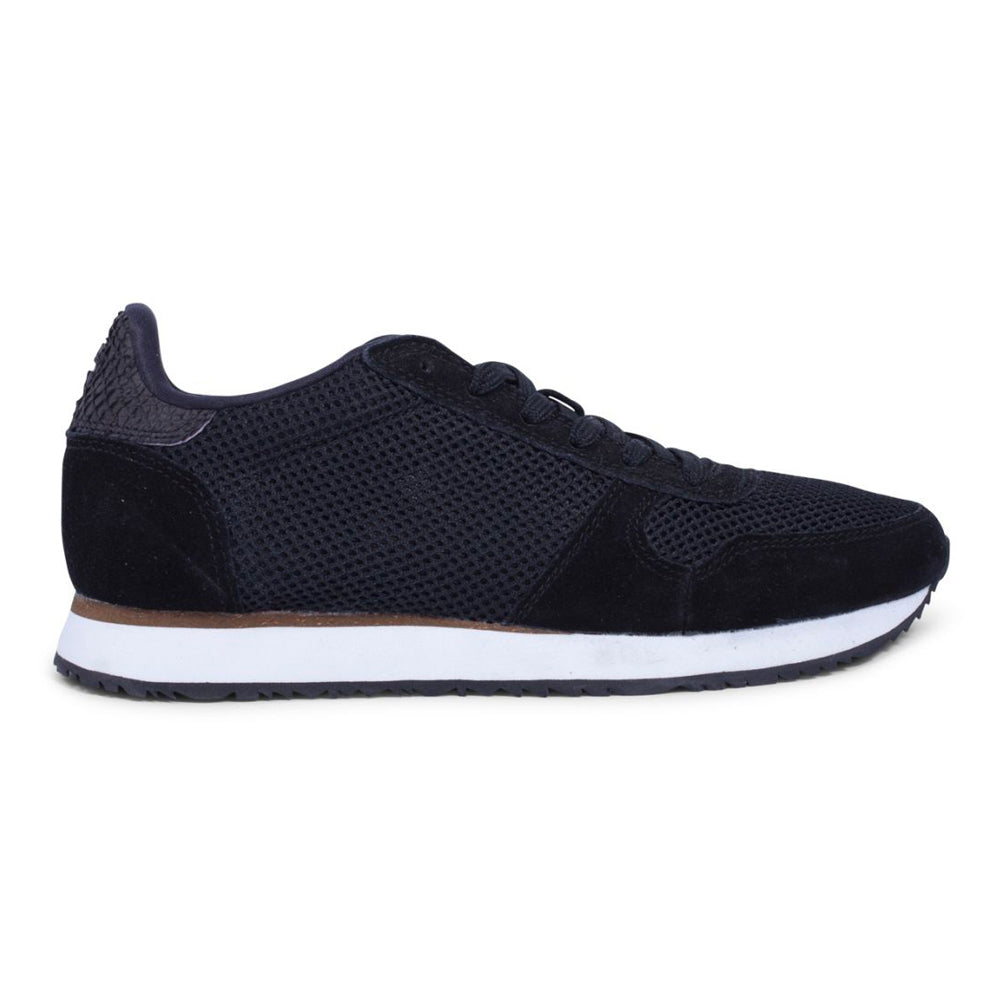Woden WNS029-020 Ydun Mesh NSC sneakers sort-Woden-Hoofers - We love shoes