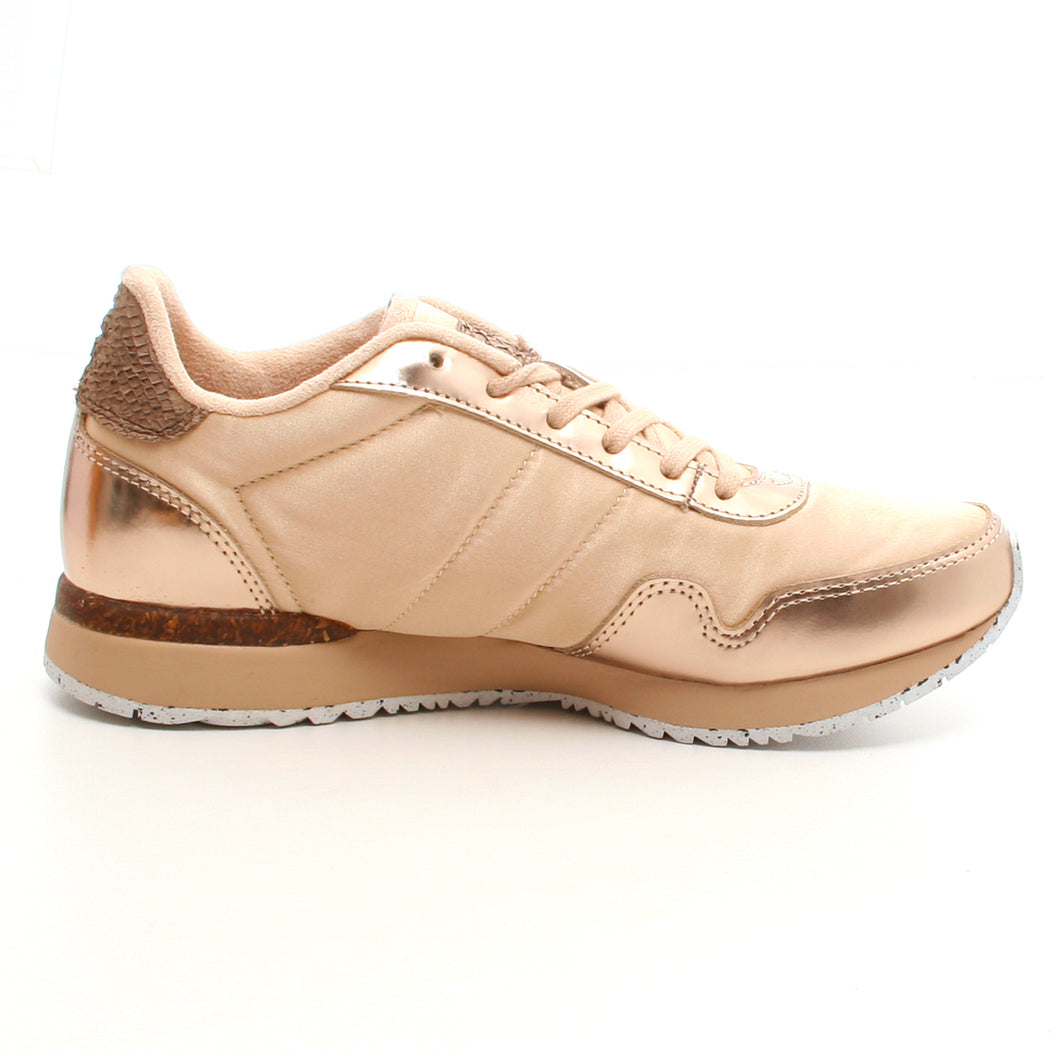 Woden WL950-400 Freya Metallic NSC sneakers guld-Woden-Hoofers - We love shoes