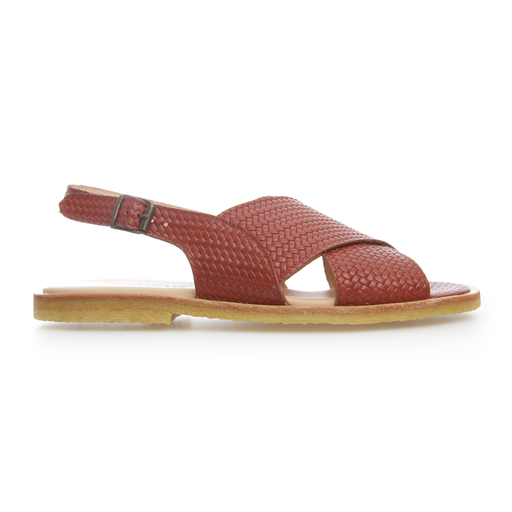 Angulus 5491-101 sandal brændt orange-Angulus-Hoofers - We love shoes