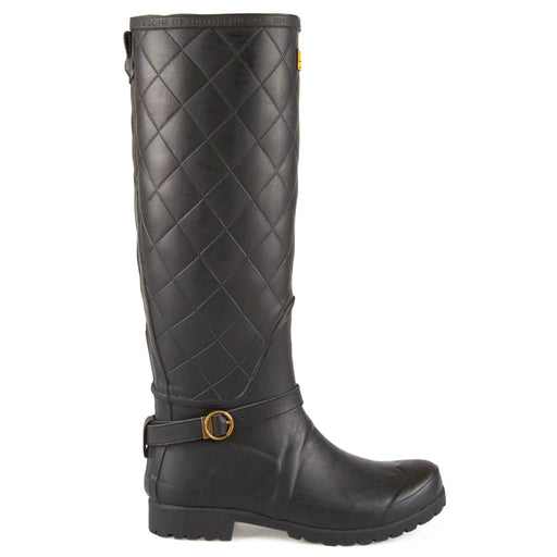 Barbour B.Intl Gosf gummistøvle sort-Barbour-Hoofers - We love shoes