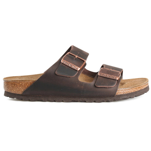 Birkenstock Arizona sandal brun-Birkenstock-Hoofers - We love shoes