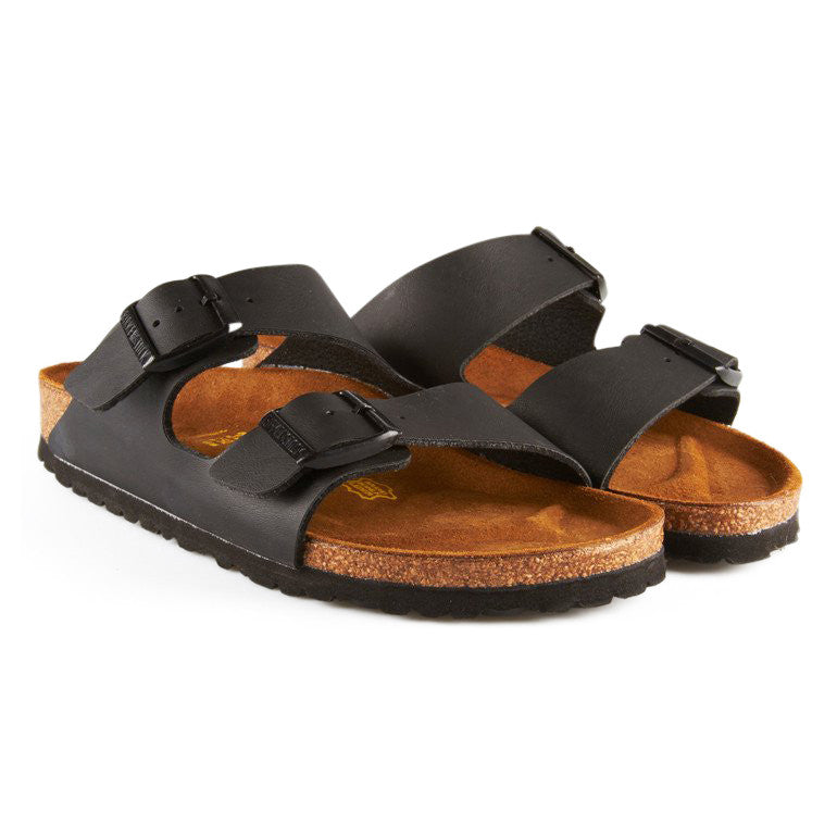 Birkenstock Arizona sandal sort-Birkenstock-Hoofers - We love shoes