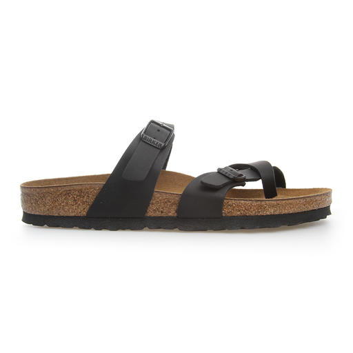 Birkenstock Mayari sandal sort-Birkenstock-Hoofers - We love shoes