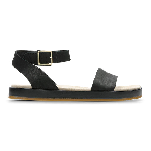 Clarks Botanic Ivy sandal sort-Clarks-Hoofers - We love shoes