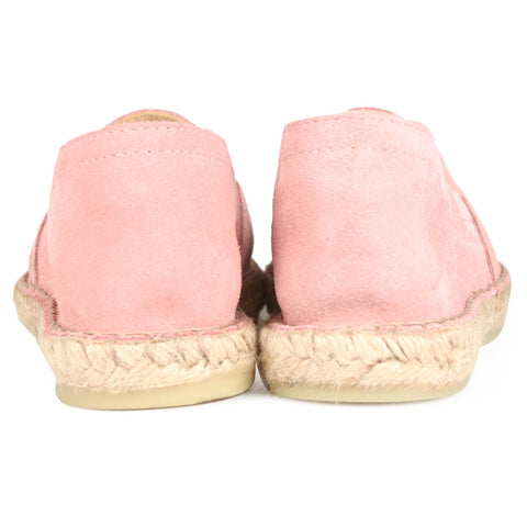 Hoofers Suede Light Pink