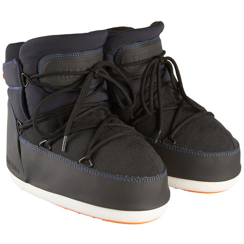Moon Boot Buzz Tech Blue Black