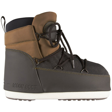 Moon Boot Buzz Tech Green Olive