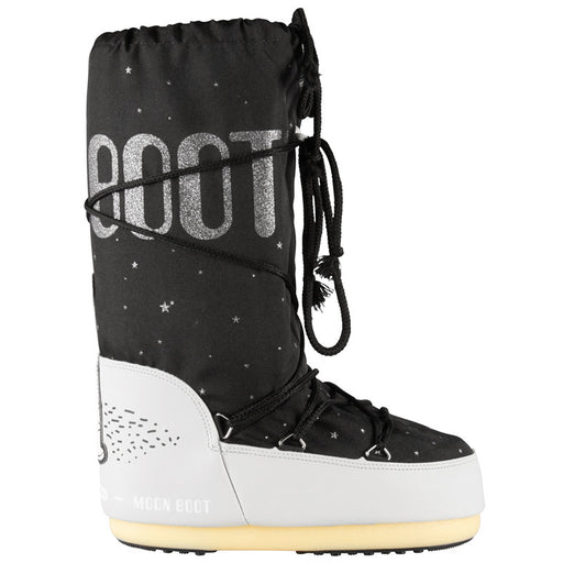 Moon Boot Space støvle sort/beige-Moon Boot-Hoofers - We love shoes