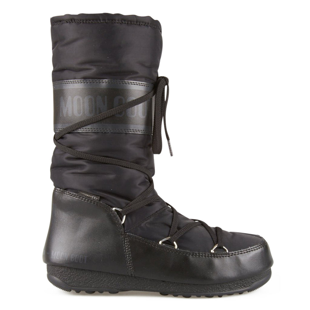 Moon Boot W.E. Soft Shade støvle sort-Moon Boot-Hoofers - We love shoes