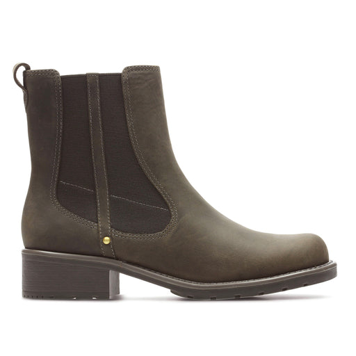 Clarks Orinoco Club støvle khaki-Clarks-Hoofers - We love shoes