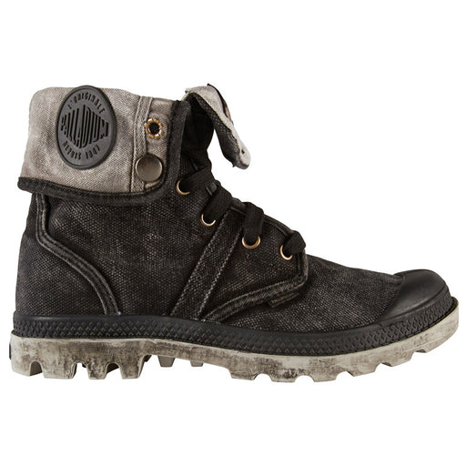 Palladium Pallabrouse Baggy støvle sort-Palladium-Hoofers - We love shoes