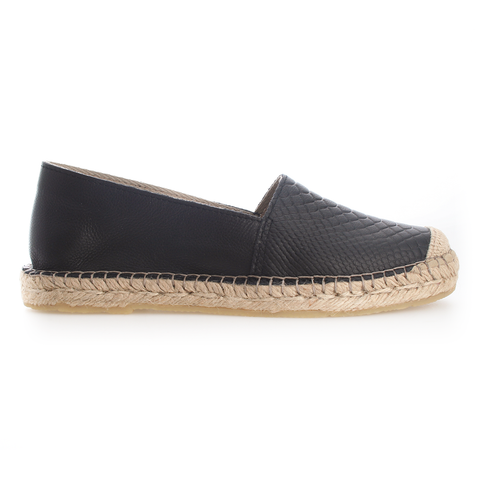Pavement Mia Croco Black