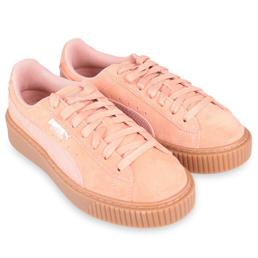 Puma 365109-02 sneakers nude-Puma-Hoofers - We love shoes