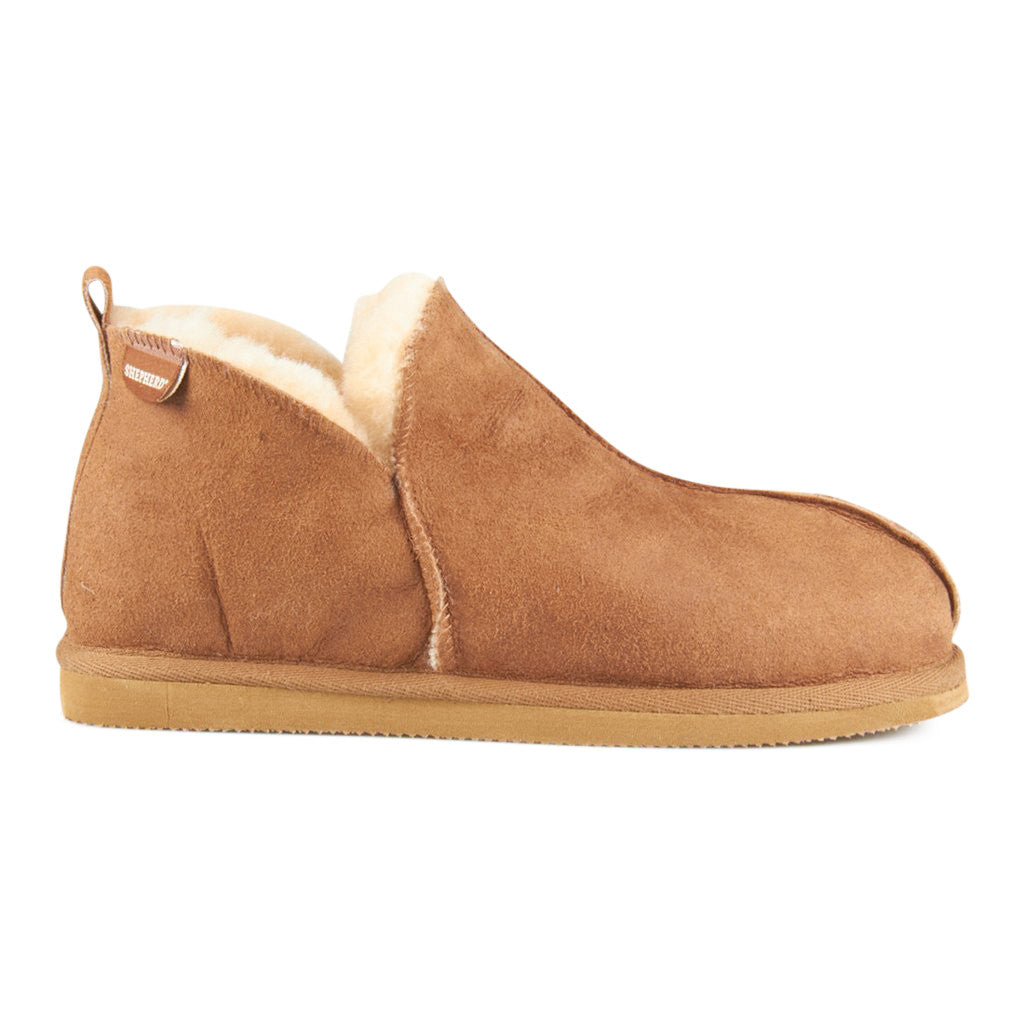Shepherd Annie hjemmesko cognac-Shepherd-Hoofers - We love shoes