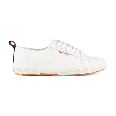 Superga LookThePernille Leather White