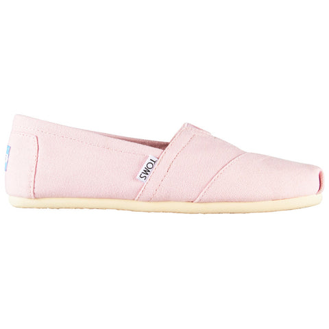 Toms Classic Pink Canvas
