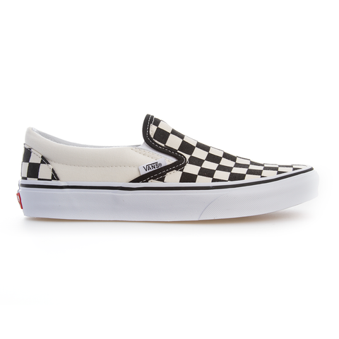 Vans Classic Slip-On Chckerboard Black/White