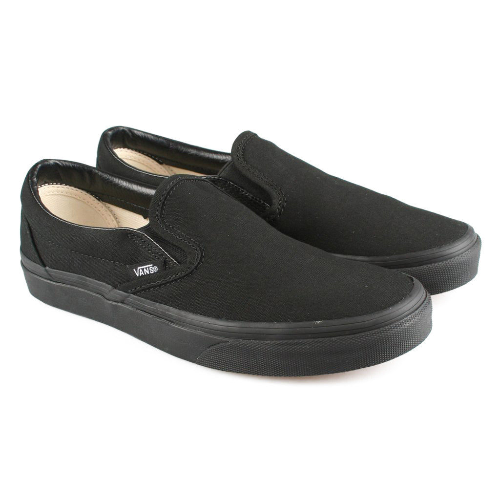 Vans Classic Slip-On sneakers sort/sort-Vans-Hoofers - We love shoes