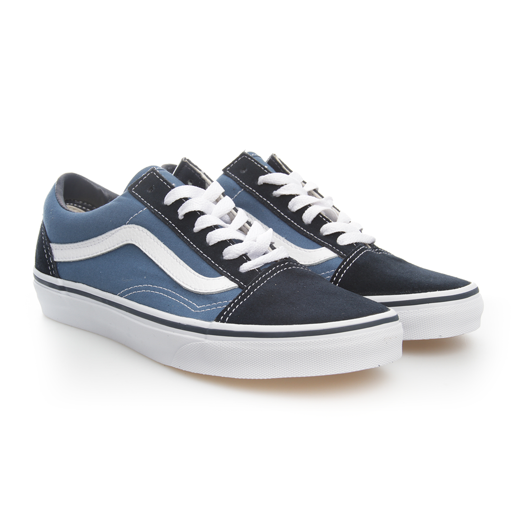 Vans Old Skool sneakers blå-Vans-Hoofers - We love shoes