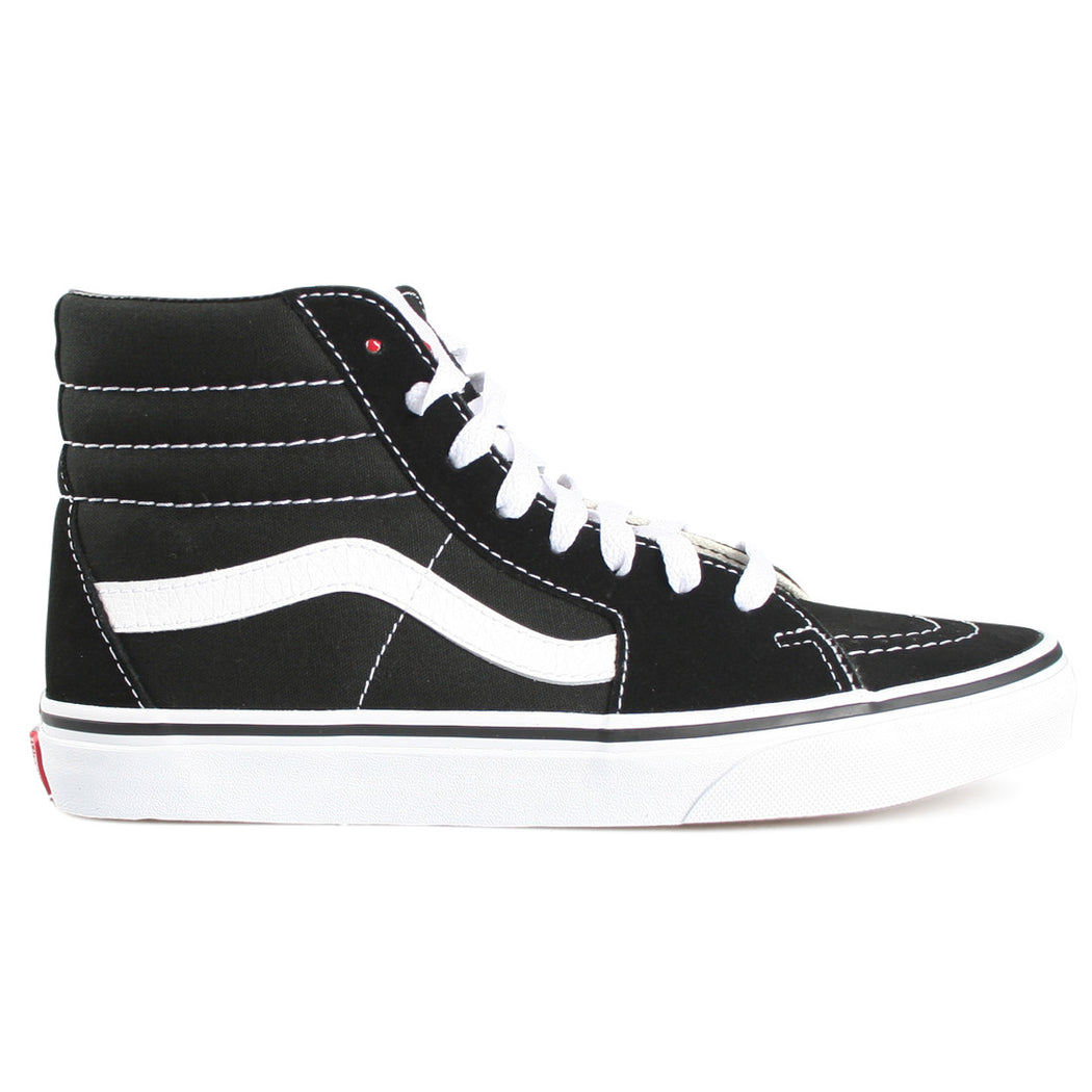 Vans SK8-HI sneakers sort/hvid-Vans-Hoofers - We love shoes
